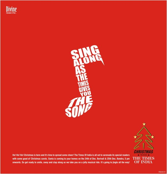 The Times of India Christmas