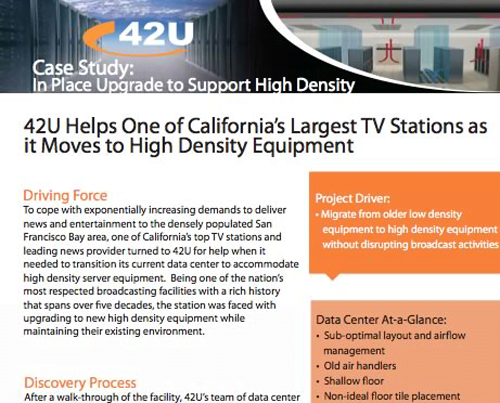 Case Study for California's Largest TV Station
