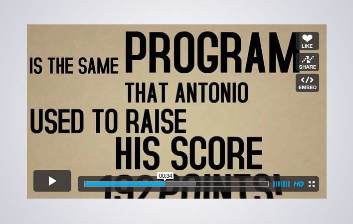 Kinetic Typography Project 03