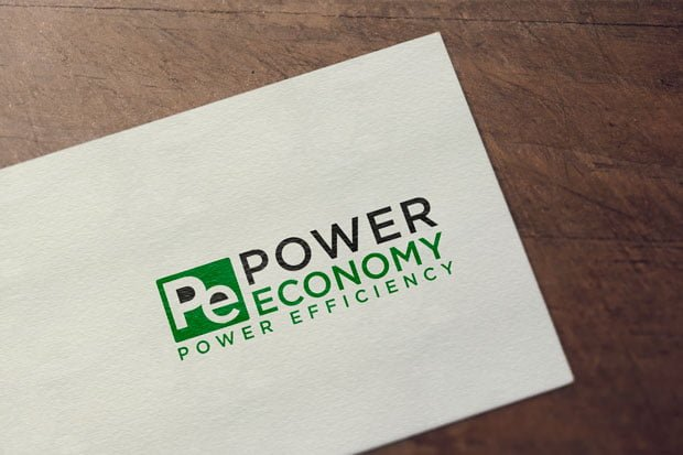 Logo design for Power Economy